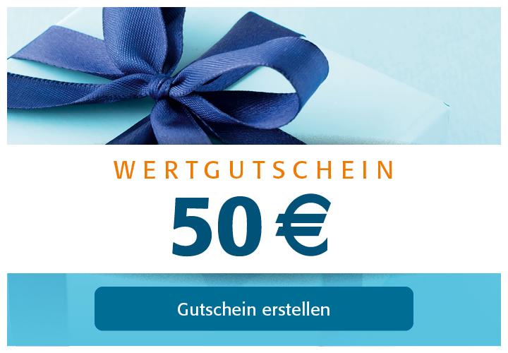 Gutschein 50,-€
