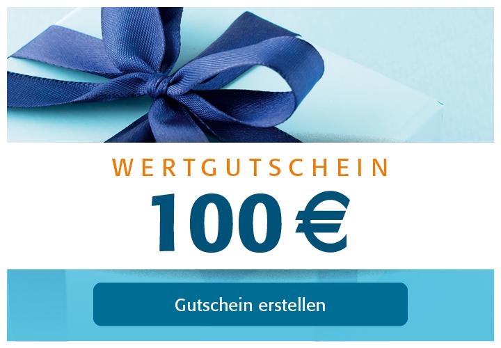 Gutschein 100,-€