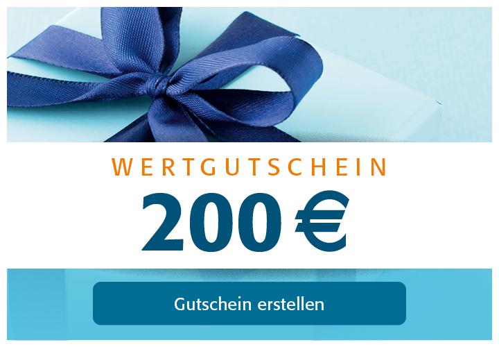 Gutschein 200,-€