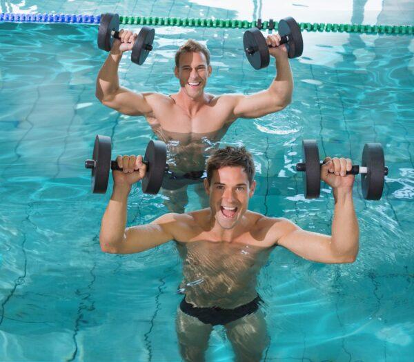 Aqua-Men-Power (Ein Kurs nur für Männer)