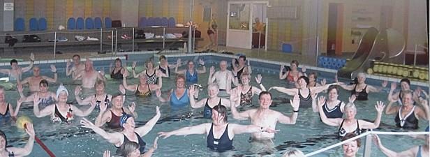 Aqua Jogging/Fitness Kurs