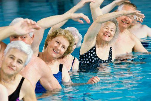 Aqua-Senior-Fit (außerhalb der Ferien)